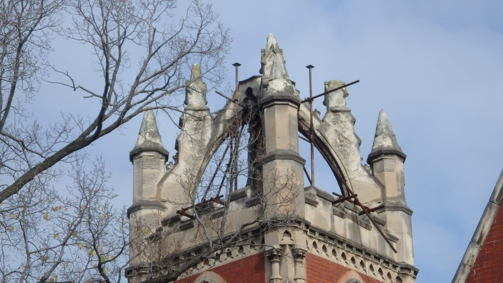 Spire College Church Conservation Repairs